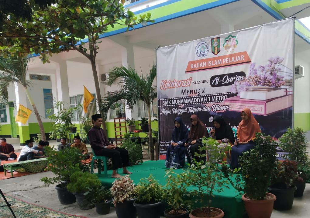 Launching 'Ketapel' di Kajian Islam Pelajar