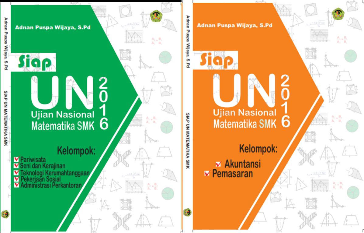 Buku Matematika Karya Guru SMK Mutu