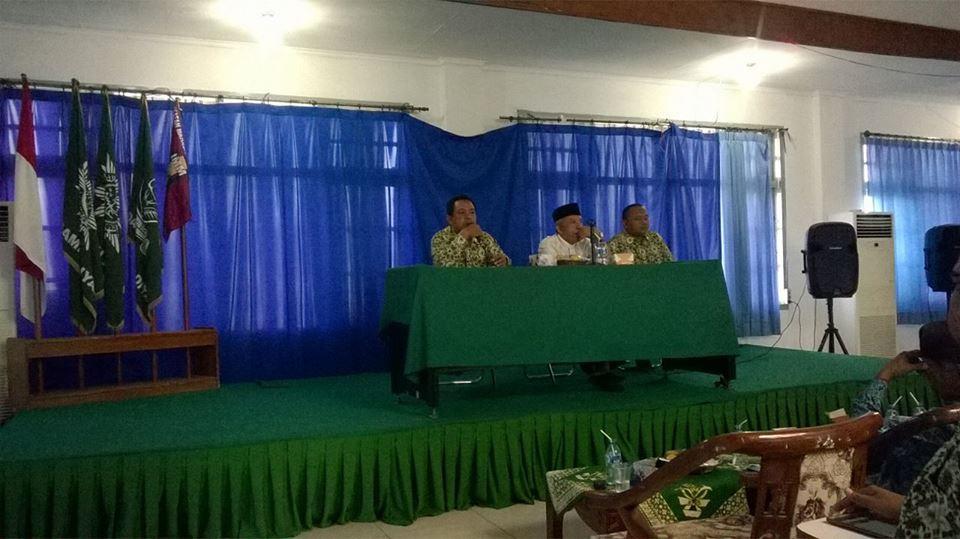 Kunjungan ke PWM Lampung