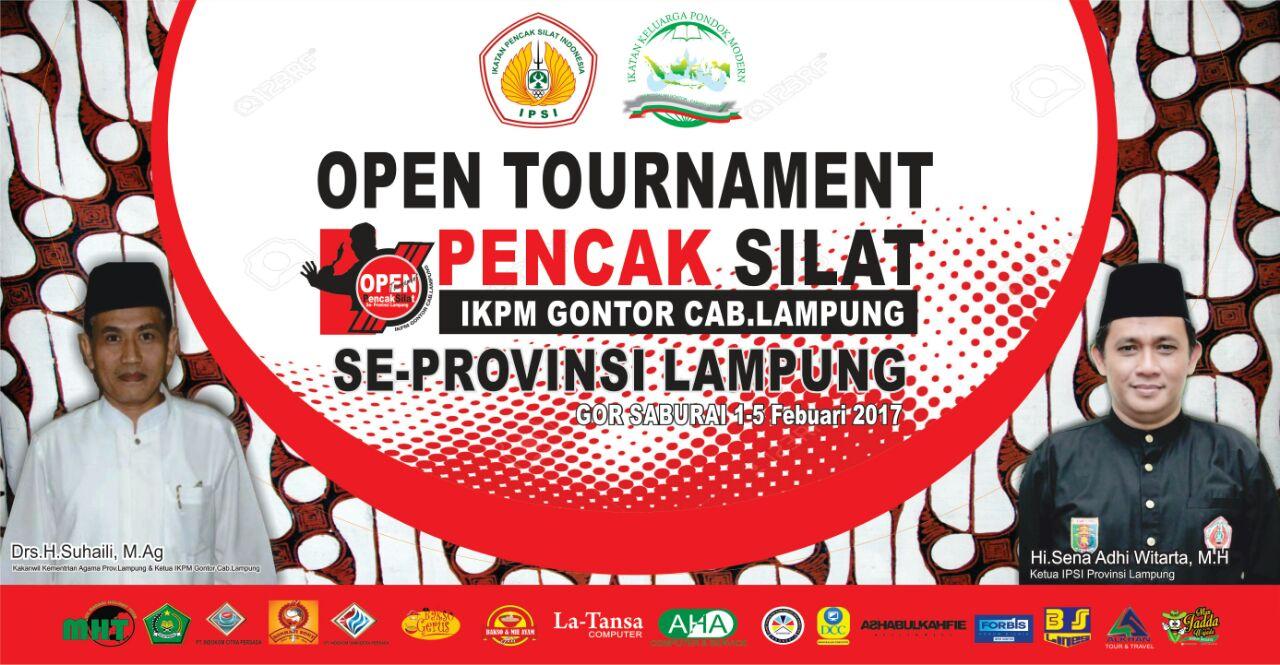 Riyan Wijaya Sabet Medali Open Tournament Pencak Silat Se-Provinsi Lampung