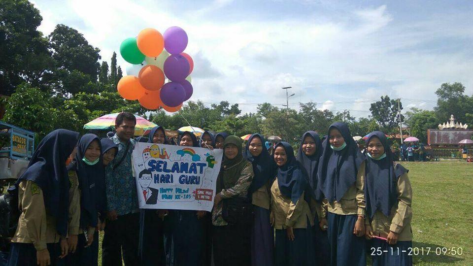 Hari Guru Nasional dan Pawai Taaruf Sekolah Muhammadiyah seKota Metro