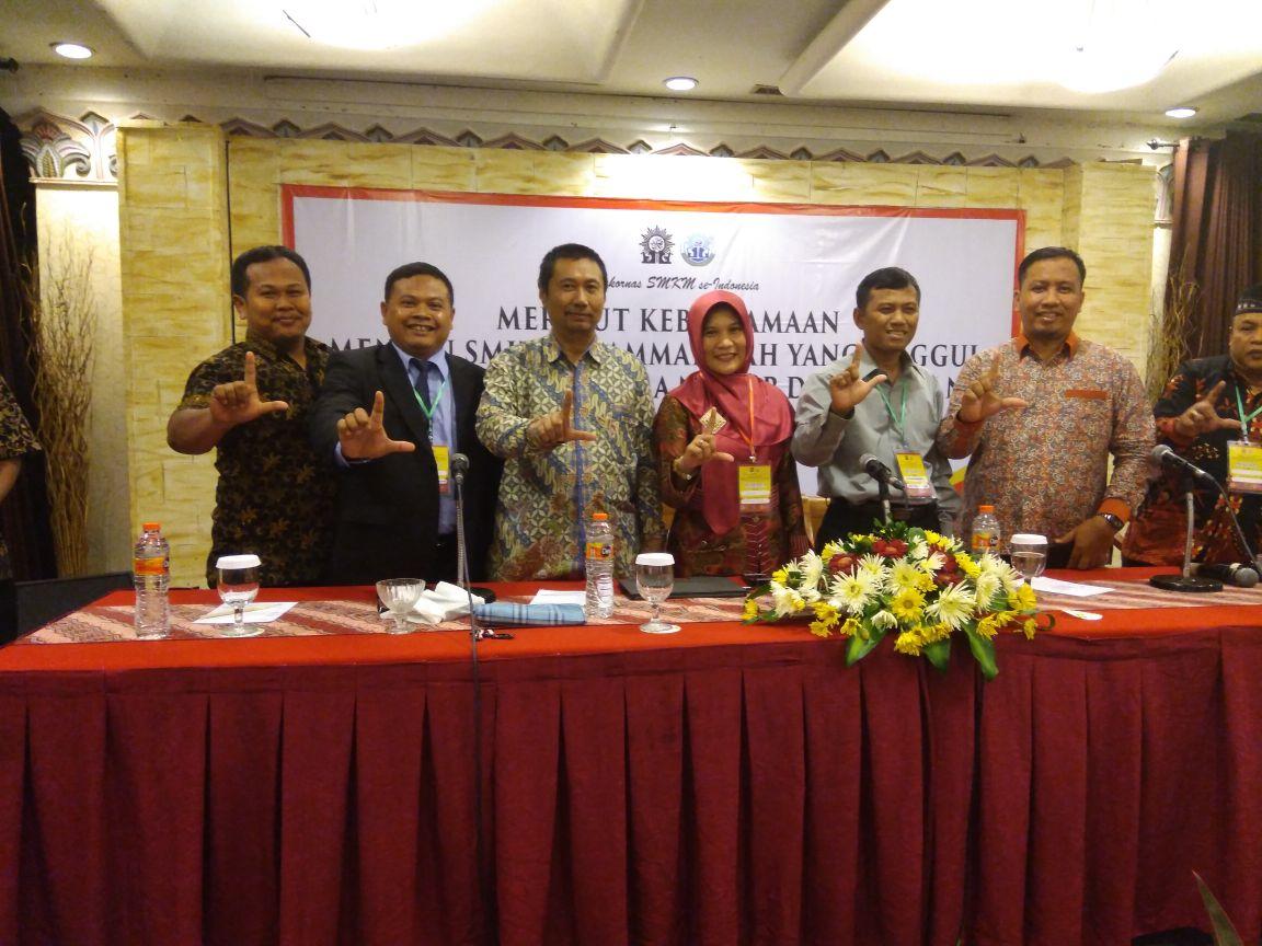 Kepala SMK MUTU Hadiri Rakornas SMK Muhammadiyah se Indonesia di Yogyakarta