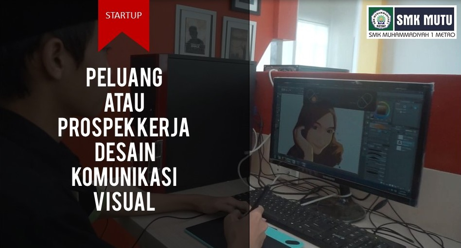 10 Peluang Atau Prospek Kerja Desain Komunikasi Visual Dan Gajinya