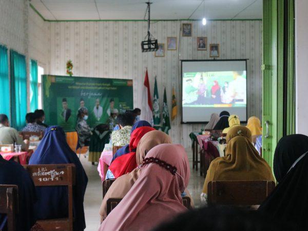SMK Mutu Menjadi Titik Kumpul Kajian Songsong Ramadhan 1442 H