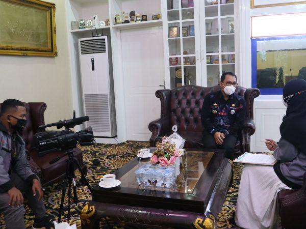 Wawancarai Walikota, Misi Terakhir Kru Eksis Diakhir Jabatan