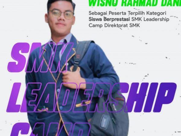 SMK Leadership Camp; Peserta Terpilih Kategori Siswa Berprestasi